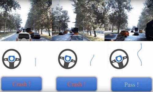 Augmented Autonomous Driving Simulation system